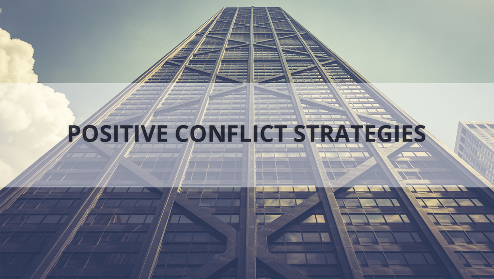 PositiveConflictStrategies