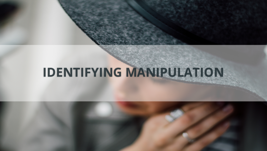 identifyingmanipulation