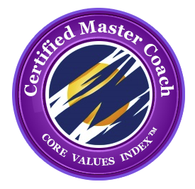 Master-coach badge - purple